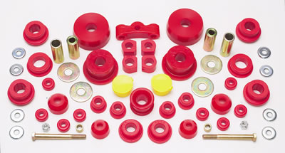 Honda Civic & CRX Master Kit: 84-87