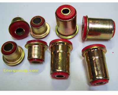 Front Control Arm Bushing Kits: 70-81F
