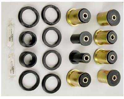 Control Arm Bushing set: 65-1977 El Camino - Rear End
