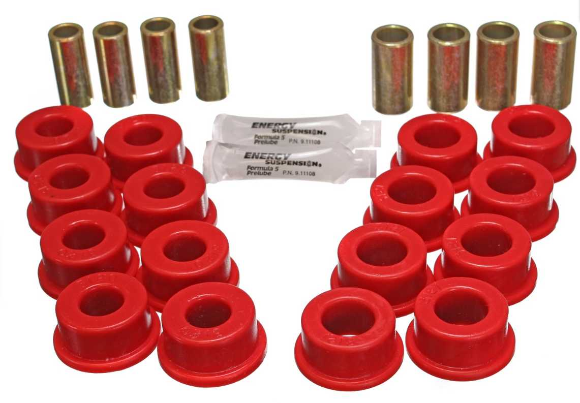 Rear End Bushing Kit: 84-96 Corvette
