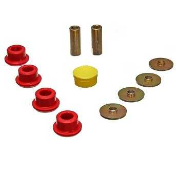 Rear End Control Arm Bushing Set: 63-82 Corvette