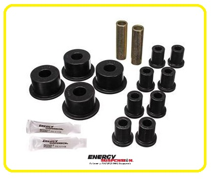65-69 B body Rear Leaf Bushing Set