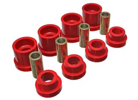 95-98 Nissan Subframe Mount Bushing Kit 240SX  S14