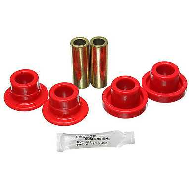 Control Arm Bushing Set: LOWER Fits 90-96 300ZX