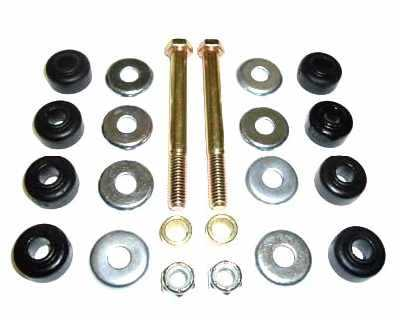 Sway Bar Link Kits: 67-92 Front End