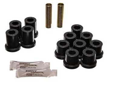 56-57 Chevy Rear Leaf Spring Bushing Kit