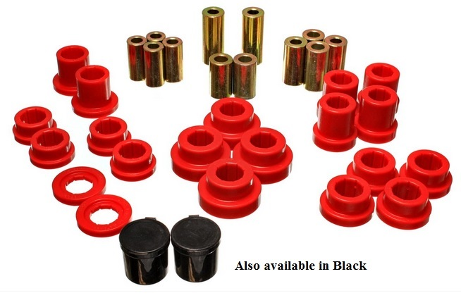 Honda S2000 REAR Control Arm bushing Set